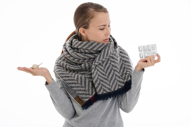 средства лечения простуды и сердцебиения