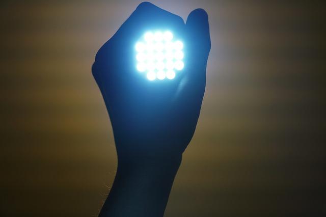 светильники для гидропоники