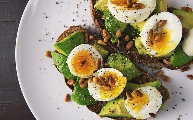 баланс при помощи пищи