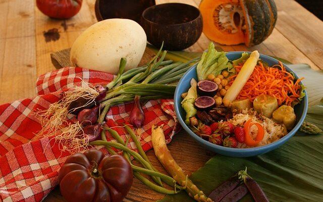 питание - история вегетарианства